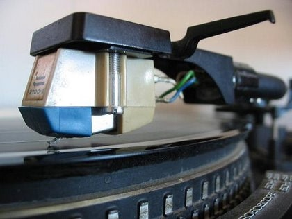 Turntable-needles TUNER TV